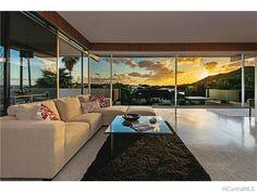 659 Hakaka Pl, Honolulu, HI 96816 - This well-preserved Mid-Century Modern on Oahu offers awe-inspiring views. Built in 1963.