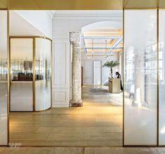 Jean-Georges by Neri & Hu: 2016 Best of Year Winner for Fine Dining restaurantation hôtellerie hotel retaurant interior design intérieur mobilier furniture architecture art inspiration www.sorsparis.com