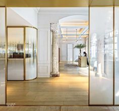 Jean-Georges by Neri & Hu: 2016 Best of Year Winner for Fine Dining restaurantation hôtellerie hotel retaurant interior design intérieur mobilier furniture architecture art inspiration www.sorsparis.com