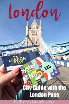Traditional London Itinerary with the London Pass
