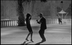 81/2 (Federico Fellini, 1963). The artist at the apex of his artistry, talking about the artist's block.