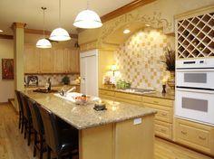 White Appliances Design Ideas