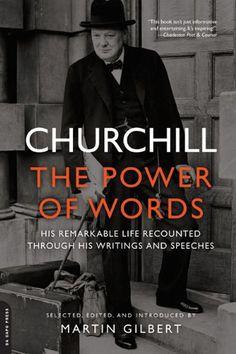 Churchill: The Power of Words by Winston Churchill http://www.amazon.com/dp/0306821974/ref=cm_sw_r_pi_dp_sjvAub07T3D10