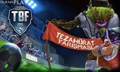 http://exe.tc/lol-trkiye-byk-finali-kapsaminda-tezahrat-yarismasi-basliyor/ Posted in Uncategorized Çikis yaptigi 2009 yilindan bu yana MOBA dünyasinda gösterdigi liderligi e-spor sahnesinde de göstermeyi basaran nadir oyunlardan birisi olan League of Legends, Türkiye Büyük Finali etkinligi için geri sayima geçtigimiz su günlerde sürpriz bir TBF etkinligiyle karsimiza çikiyor  Gerek ülkemizde gerekse diger ülkelerde büyük bir fan kitlesi olusturmus LoL e-spor