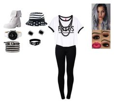 """""""Untitled #207"""" by ahniyahpeterson on Polyvore"""
