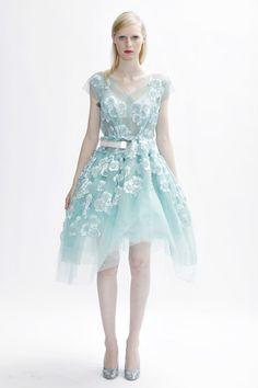 Marc Jacobs Resort 2012 Fashion Show - Julia Nobis