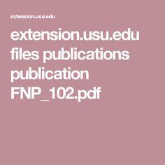 extension.usu.edu files publications publication FNP_102.pdf