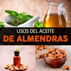 31 Beneficios Y Usos del Aceite De Almendras Para la Piel, Cabello y Salud - La Guía de las Vitaminas