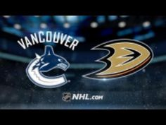 ☆KAB SPORT: ❄NHL 🎥 Ducks 1-2 Canucks