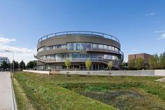 Schoolgebouw volgt ecologische intelligentie