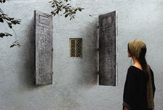Shutters   Istanbul - Street Art by Pejac  <3 <3