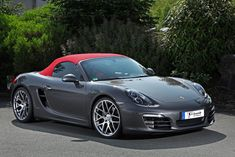 Schmidt Revolution Porsche Boxster Mk3 This featured package for the third…