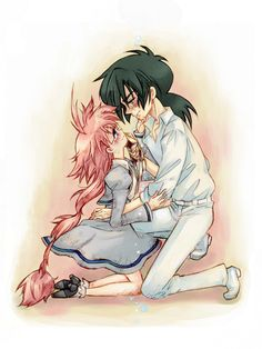 Fakir and Ahiru (Princess Tutu) made my relationship expectations rise so much! Princess Tutu Anime, Princesa Tutu, Manga Anime, Anime Villians, Manga Pictures, Manga Games, Cute Anime Couples, Anime Ships, Romantic Couples