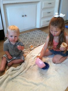 The Activity Mom: Creative Ways to Play with Water