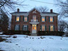 Pioneer Homes Of The 1800s Pioneer Homestead Circa 1800