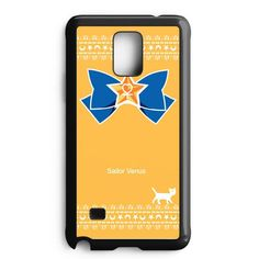 Sailor Venus Orange Samsung Galaxy Note Edge Case