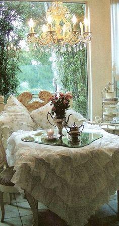 A pretty room makes for a pretty you