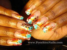 ahh i love poochiez nails <3