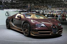 Cars - Bugatti Veyron Grand Sport Vitesse Rembrandt Bugatti : somptueuse et rare ! - http://lesvoitures.fr/bugatti-veyron-grand-sport-vitesse-rembrandt-bugatti/