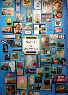 Geometry project. Real Life Challenge. Find pictures or take photos where you see examples of polygons, angles and types of lines. Have each student explain what he/she see in their pictures. (Picture only)