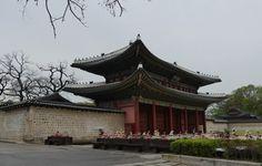 Der Changdeokgung ist einer der bekanntesten Tempel in Seoul und bekannt für seinen secret garden im Innern. - http://barbaras-reisen.blogspot.de/2016/04/bummeln-stadtzentrum-und-gangnam.html