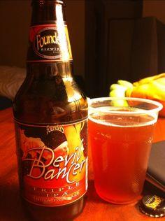 206. Founders Brewing – Devil Dancer Triple IPA