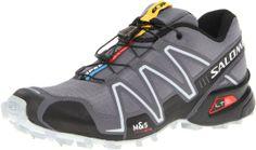 Amazon.com: Salomon Men's Speedcross 3 Trail Running Shoe: Shoes
