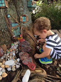 2014 Fairy Garden Contest : Finalists : Part ONE - The Magic Onions