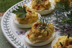 Lauren's Deviled Eggs - La Bella Vita Cucina