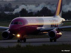 #airport #airplane #WizzAir #gdansk; fot. Tomasz Wartak