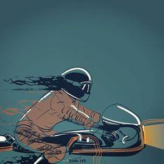 Motorcycle Art by Hamerred49 60