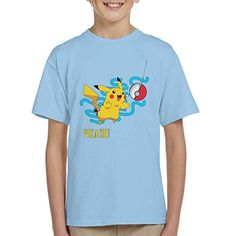 Pikachu Nevermind Pokemon Nirvana Kid's T-Shirt #camiseta #starwars #marvel #gift