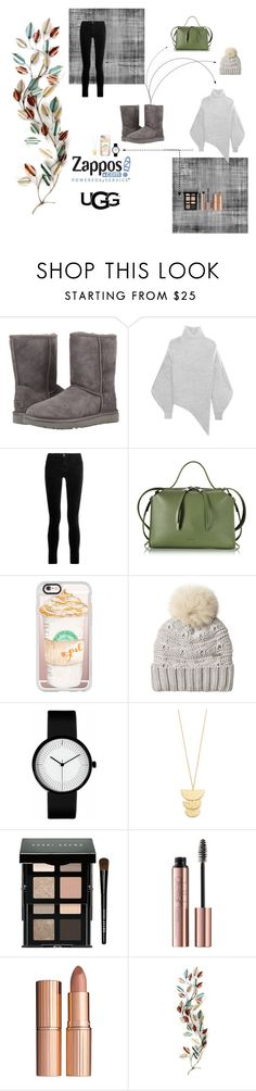 """The Icon Perfected: UGG Classic II Contest Entry"" by gsfstyle ❤ liked on Polyvore featuring UGG Australia, STELLA McCARTNEY, J Brand, Jil Sander, Casetify, Woolrich, Gorjana, Bobbi Brown Cosmetics, Charlotte Tilbury and ugg"