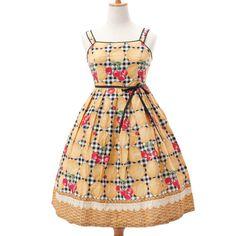 http://www.wunderwelt.jp/products/detail5005.html ☆ ·.. · ° ☆ ·.. · ° ☆ ·.. · ° ☆ ·.. · ° ☆ ·.. · ° ☆ Biscuits dress Emily Temple cute ☆ ·.. · ° ☆ How to order ☆ ·.. · ° ☆  http://www.wunderwelt.jp/blog/5022 ☆ ·.. · ☆ Japanese Vintage Lolita clothing shop Wunderwelt ☆ ·.. · ☆ # egl