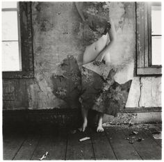 The Late Photographer Francesca Woodman Used Ghosts To Tell Her Story Before her death at just 22 years old, Woodman became one of the most seductive and haunting photographers of all time.   Priscilla Frank  (NSFW)