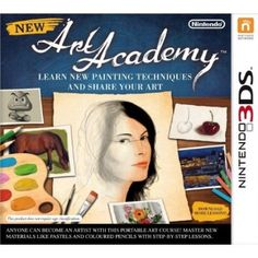 New Art Academy 3DS