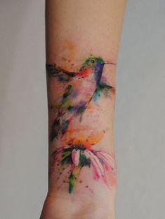 dogwood flower watercolor tattoo - Szukaj w Google