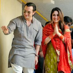 Kareena Kapoor couldn't stop laughing after watching Saif Ali Khan in drag : CHANKAY