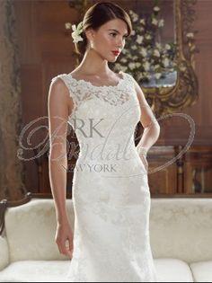 Casablanca Bridal - Style 2004