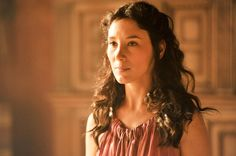 Pin for Later: See the Epic (Hair) Twists From Last Night's Game of Thrones Finale Can't Be Tamed Shae's wild style fits her untamed personality, which ultimately leads to her untimely end after Tyrion catches her sleeping with his father.