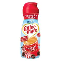 Coffee-Mate Peppermint Mocha Creamer 16 oz - 2nd favorite