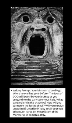 Writing Prompt: Adventure