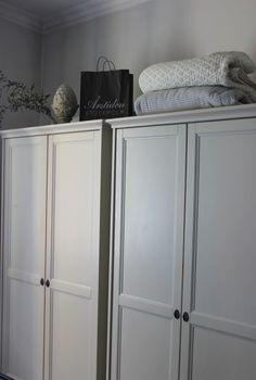 double wardrobes - nice simplicity