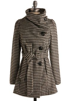 I just ordered this! Can't wait for it to show up at my door. Carefully Chosen Coat, #ModCloth