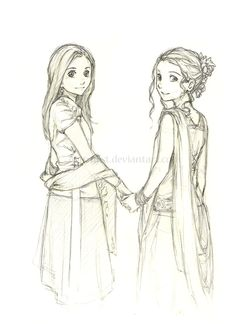 With hands clasped.. by EpicMyst.deviantart.com on @deviantART