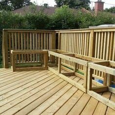 Adding storage benches