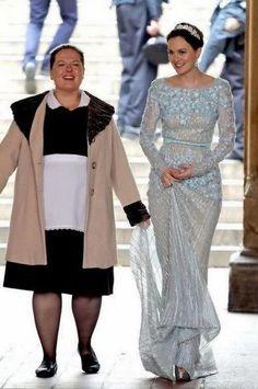 Blair Waldorf & dorota gossip girl