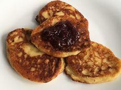 Placuszki serniczki Pancakes, Gluten Free, Cookies, Breakfast, Food, Diet, Glutenfree, Crack Crackers, Morning Coffee