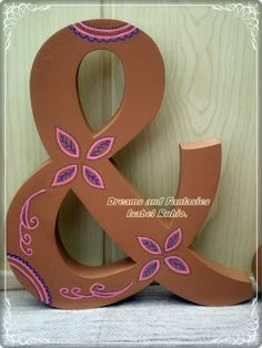 letras de madera. se cortas y decoran como quieras. Dreams & Fantasies ( Tienda)