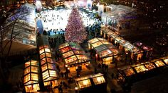 After Halloween, New York will be covered in Christmas lights. NYC is full of twinkling displays, from holiday markets to the decorations at Dyker Heights.